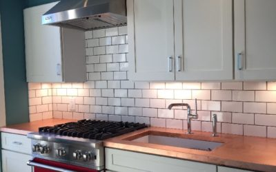 Custom NYC Copper Countertops