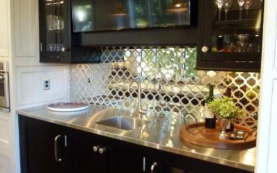 Stainless Steel Counter Tops in Virginia Kitchen